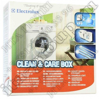 Антинакипин Electrolux Clean & Care Box T100ZN