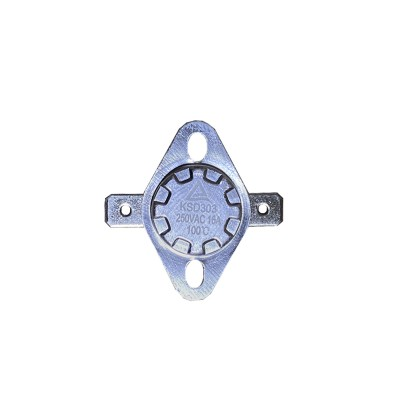 Термостат KSD303 10A, 90°С, биметаллический, самовозвратный