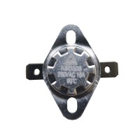 Термостат KSD303 16A, 90°С,  биметаллический, самовозвратный