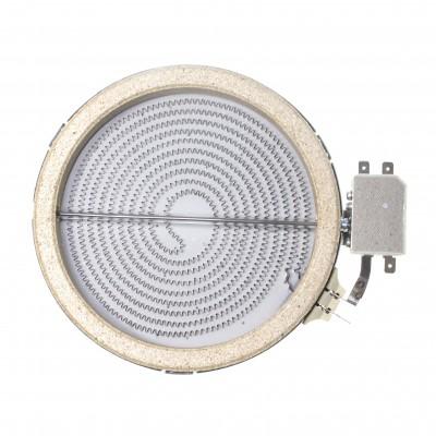 ЭКС 1200W, ИТА, D165мм, 2 контакта, с термозащитой