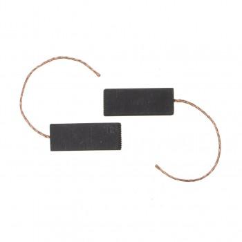 Угольные щетки электродвигателя, 5x12,5x36мм, с проводом (CAR011UN)