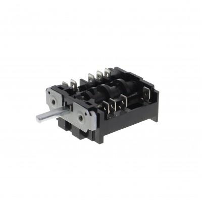 Переключатель электропечки 7-позиционный ПМ858-7
