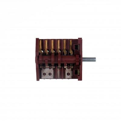 Переключатель режимов конфорки электрической плиты, RS856