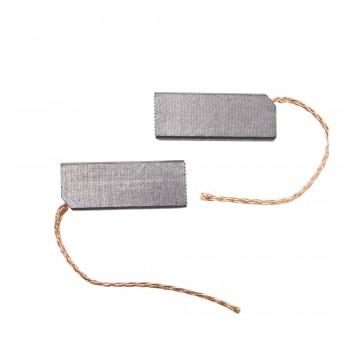 Щетки Электродвигателя (5х13.5х35), 2шт, провод с угла