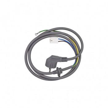 Шнур сетевой Samsung WF-1600WCW, 16А, контакты под сетевой фильтр, 250V (DC96-00146A), DC96-00541A