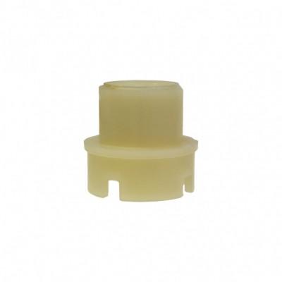 Корпус втулки шнека для мясорубок Аксион, Бриз, D40мм, d30мм, h32мм, 12 зубцов, h10114