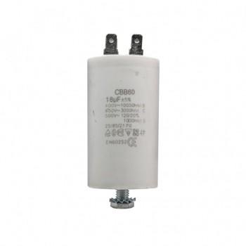 Конденсатор СВВ60 18мФ, 450V, x60180