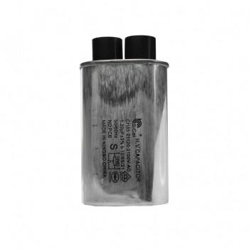 Конденсатор СВЧ печи CH85 1,2±3%мкФ, высоковольтный, 2100V (CH8521120), x85120