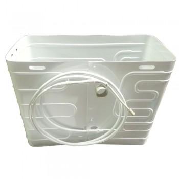 Испаритель для холодильника Бирюса-6 (1к) 435х185х335 мм Х6006