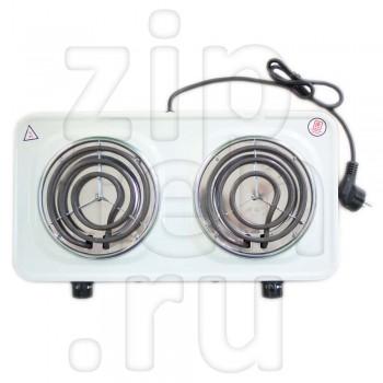 Электроплитка ITA 2 конфорки 2,0 кВт спираль 0002