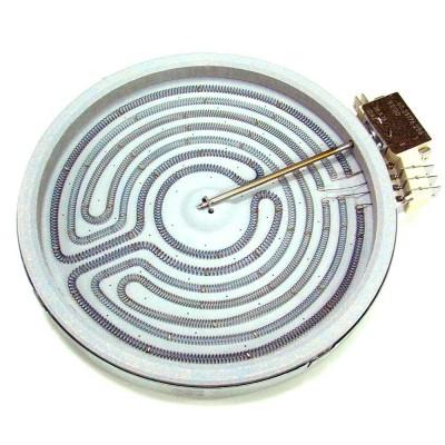 Электроконфорка стеклокерамическая EGO 1700 Вт С00139053