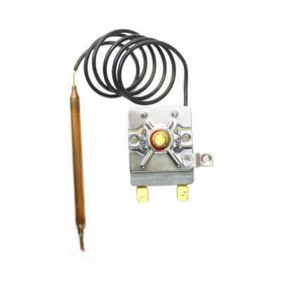 Термостат регулируемый TBR 16А, 40-77°С, 710мм, капиллярный,  h15мм, 250V