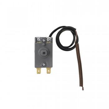 Термостат защитный SPC-М 16А, 95°С, 950мм, 2 контакта под разъем, 2 контакта под винт, капиллярный, 250V