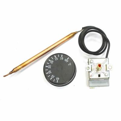 Термостат 10°-40°С с ручкой для тепловых пушек 100340