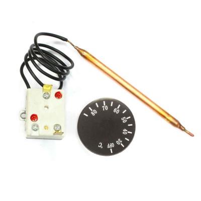 Термостат 30°C-85°С с ручкой для электрических котлов 100341