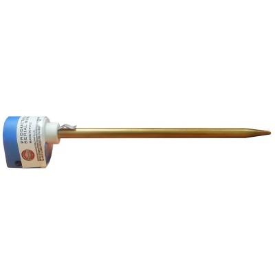 Термостат стержневой BT-7 20А, 10-80°С, трубка Ø8, 165мм, 250V