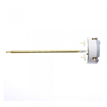 Термостат стержневой TBS 16A, 70°С/термозащита на 83°С, 160мм, 250V