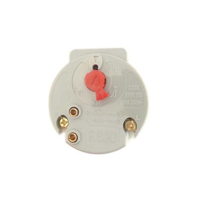 Термостат стержневой TBS 16A, 70°С/термозащита на 83°С, 220мм, 250V