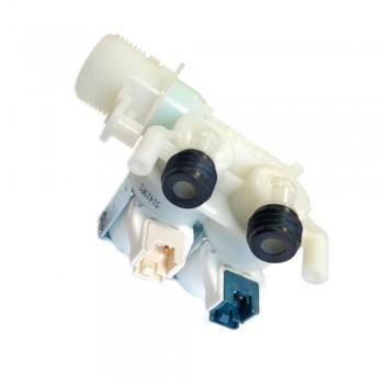 Клапан двойной прямой 2Wx180°С для стиральных машин Indesit, Ariston C00110333