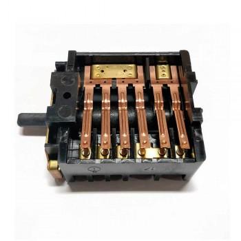 Переключатель для электроплит Лысьва 7-позиций ПМ16-7-03