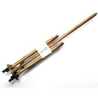 ТЭН тип RCF TW3 PA 1,2 кВт M6 под анод к водонагревателям Garanterm, Thermex 184279_