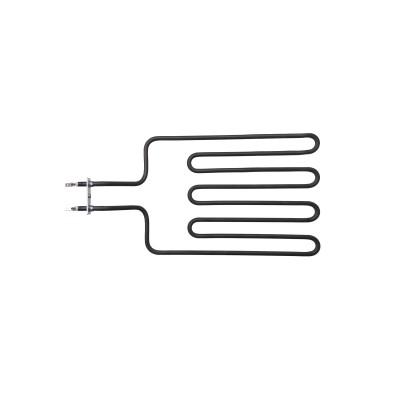 ТЭН для печей HARVIA, 1800W, ИТА, L390х210мм, прямой, клеммы под разъем, 230V (160-ZSN, HTS024HR), 21160