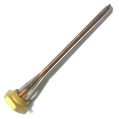 ТЭН ИТА 800 Вт резьба 42 мм для чугунного радиатора 24065