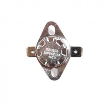 Биметаллический терморегулятор KSD303 140°С 310140