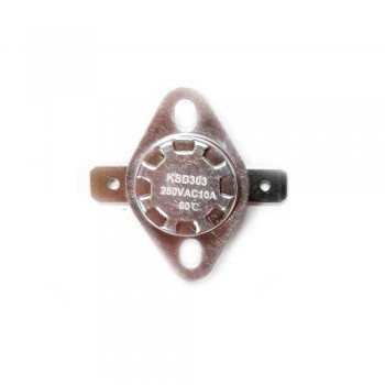 Защитный терморегулятор KSD303 60°С 310060