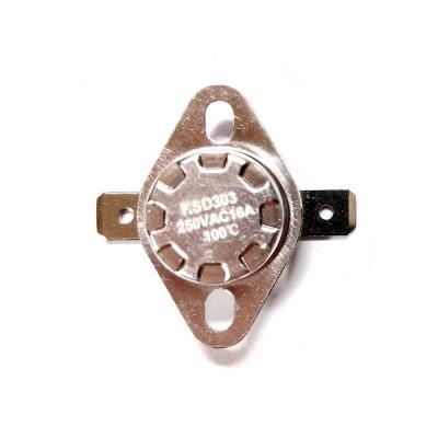 Термостат KSD303 16A, 100°С, биметаллический, самовозвратный