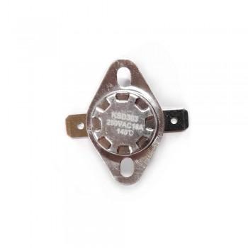 Термостат KSD303 16A, 140°С, биметаллический, самовозвратный