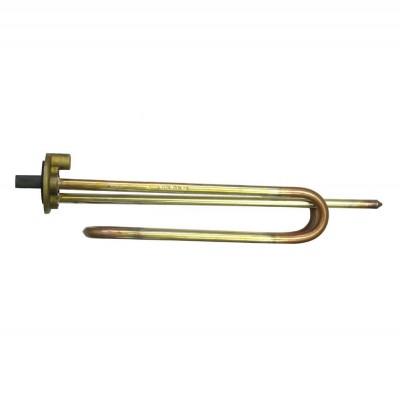 ТЭН RCF 2000W, медь, Ø48мм, М6, клеммы под стержневой термостат, вертикальный, 220V (3401071)