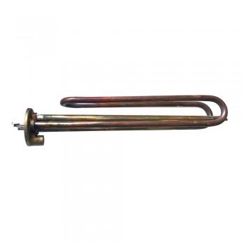 ТЭН 1500W, TW, Ø48, М5, трубка под термостат Ø10, 220V (3402152)