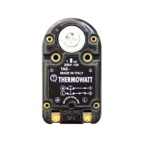 Термостат стержневой TAS 15A, TW, 70°С/термозащита на 90°С,  300мм, 250V