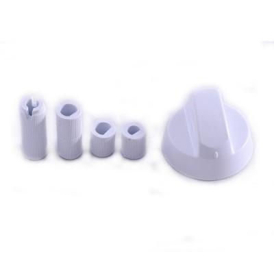 Ручка для плиты универсальная белая 43CU007