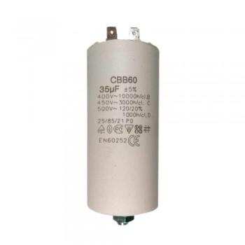 Пусковой конденсатор СВВ60 35 мФ х60350
