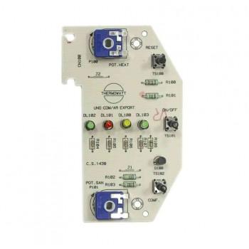 Электронная плата с 3 кнопками и 2 регуляторами 65100750