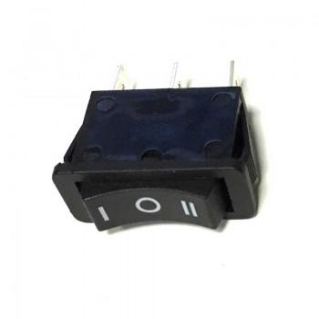 Одноклавишный выключатель 13*29 мм 66136