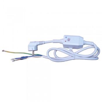 Шнур с УЗО для водонагревателя 66598