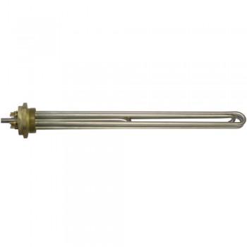 ТЭН тип RDT нержавейка 9000 Вт с трубкой под термостат 68590