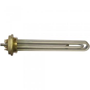 ТЭН тип RDT нержавейка 4500 Вт с трубкой под термостат 68645