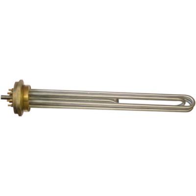ТЭН тип RDT нержавейка 7500 Вт с трубкой под термостат 68675