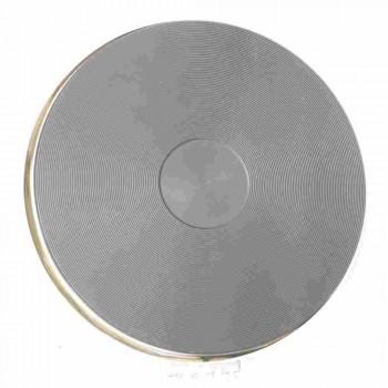 ЭКЧ 1500W, EGO, D180мм, 4 контакта, без обода