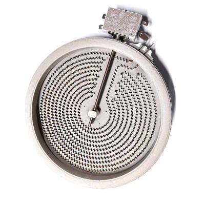 ЭКС 1800W, ИТА, D200мм, 2 контакта, с термозащитой