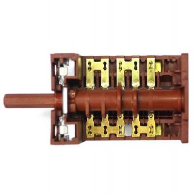 Переключатель конфорки для электроплиты 4-позиционный 840502