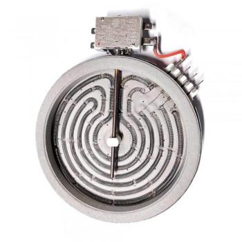 Конфорка Hi-light для стеклокерамики D165 мм 1200 Вт 916512