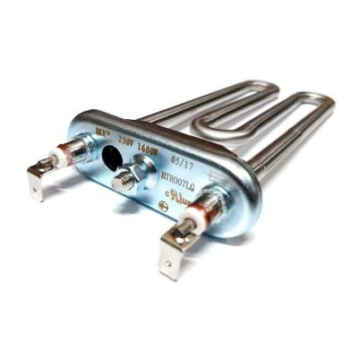 ТЭН 1600W, Backer, L175мм, R11, M135, K2, прямой, отверстие под датчик, 230V (HTR007LG)