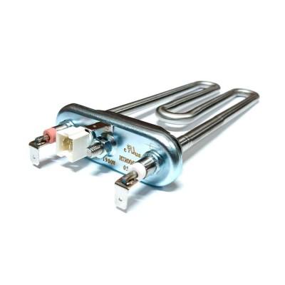 ТЭН 1900W, Backer, L185мм, R11, M135, K2, прямой, с датчиком, 230V (HTR005SA)