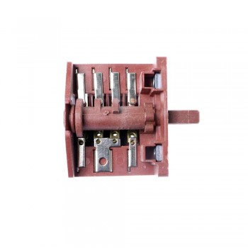 Переключатель конфорки для электроплиты 5 позиций ВС4-10