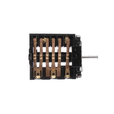 Переключатель конфорки для электроплиты 7 позиций COK301UN